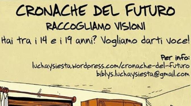 CRONACHE DEL FUTURO
