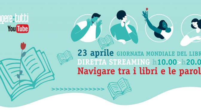 23 aprile Giornata Mondiale del Libro