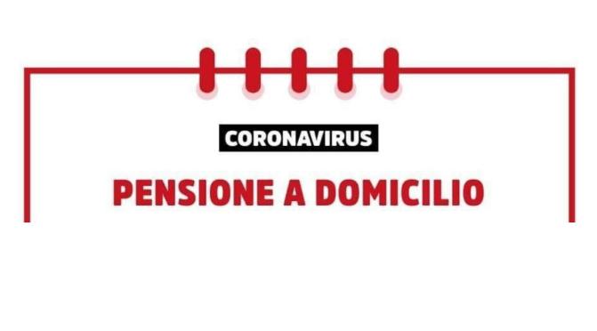 PENSIONE A DOMICILIO