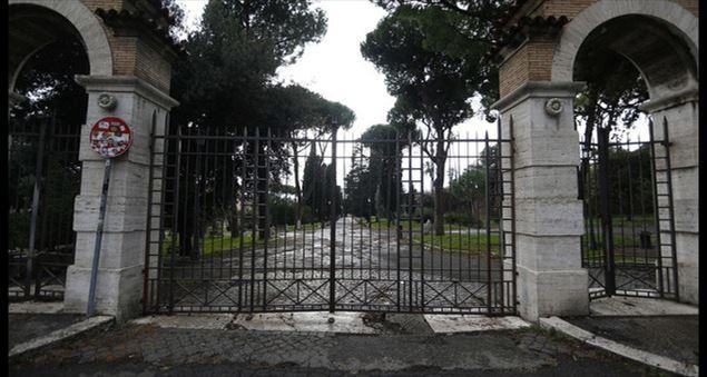 ROMA, COLLE OPPIO: Retake, Caritas e I Municipio insieme per il decoro del parco.